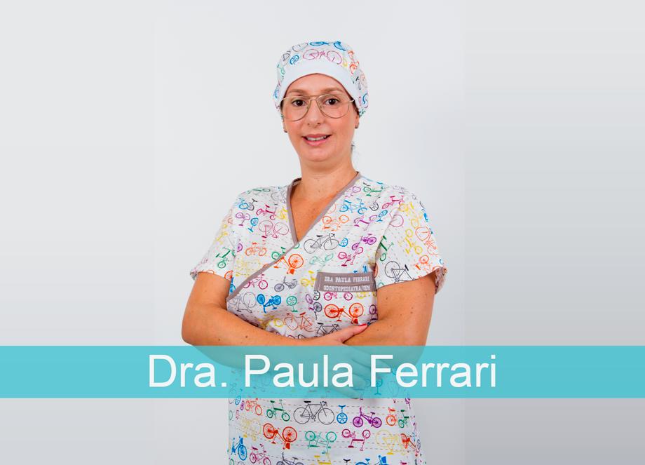 Dra. Paula Ferrari